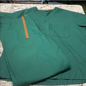 Hospital Scrub Set